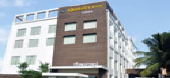 Quality Inn Viha Property View
