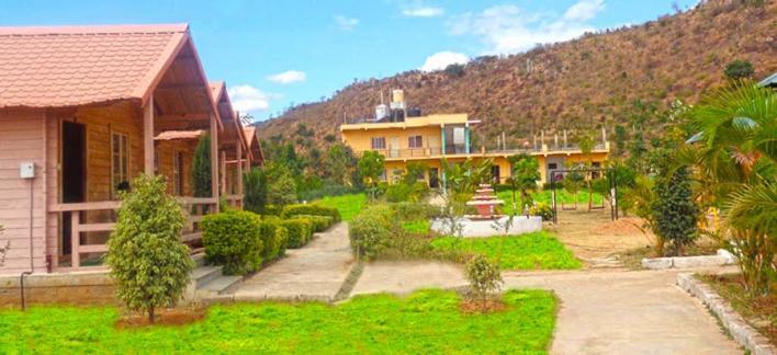 Vana Vihar A Jungle Resort Property View