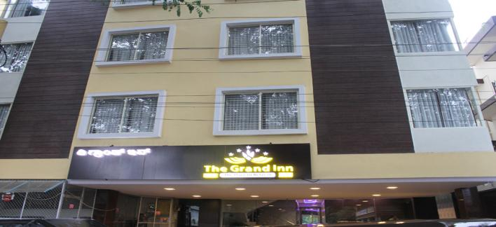 The Grand Inn Mysore Property View