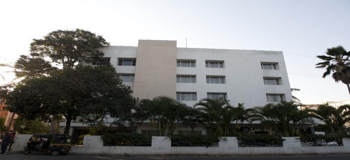 Hotel Siddharta Property View