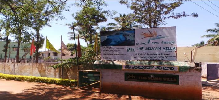 The Silvan Villa Resort Property View