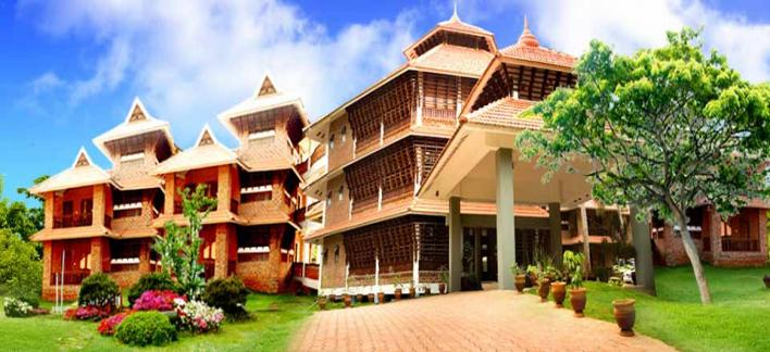 Gods Own Country Resorts Property View