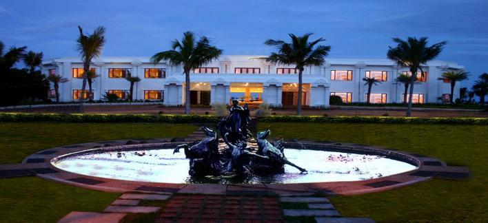Chariot Beach Resort Property View