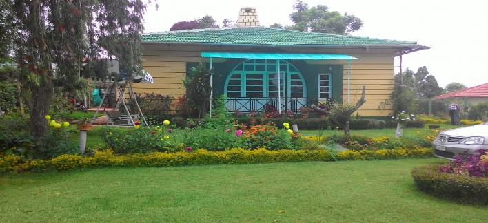 Sree Harshav Cottages Property View