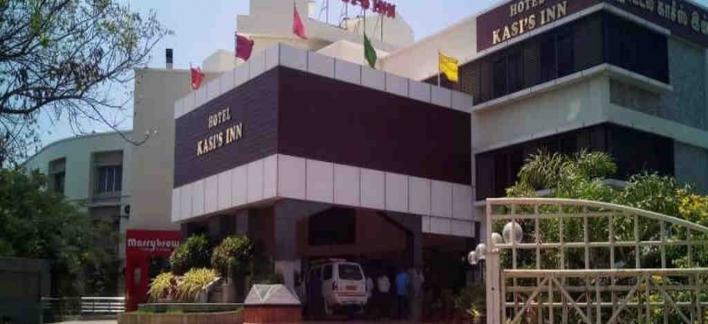 Kasis Inn Hotel Property View