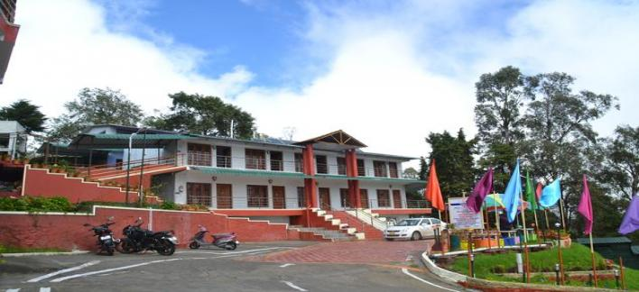 Kodai Sunshine Resorts Property View