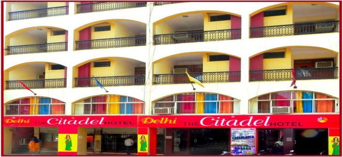 Citadel Hotel Property View