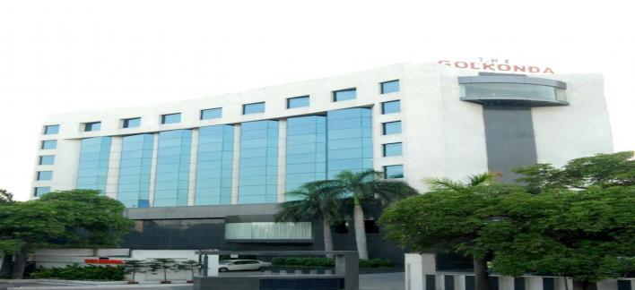 Golkonda Hotel Property View