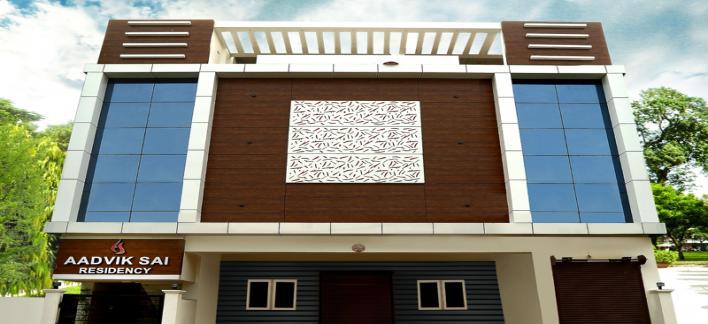 Aadvik Sai Residency Property View