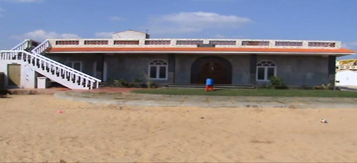 ECR Beach House Property View