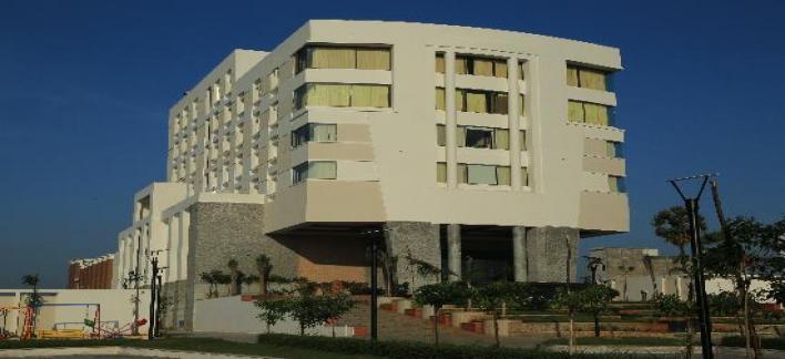 Dhanalakshmi Srinivasan Hotel Property View