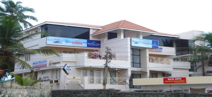 Hotel Marine Palace Property View