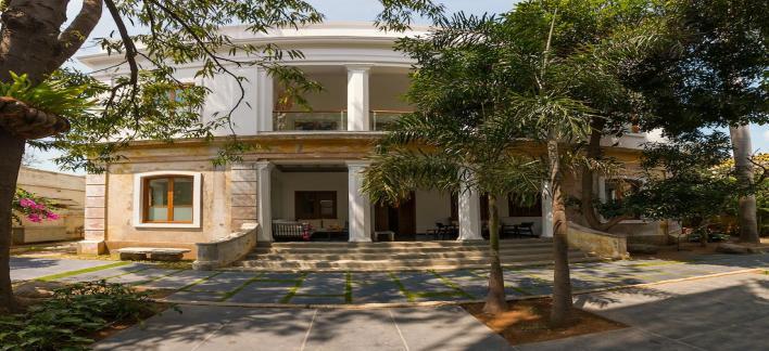 La villa creole Property View