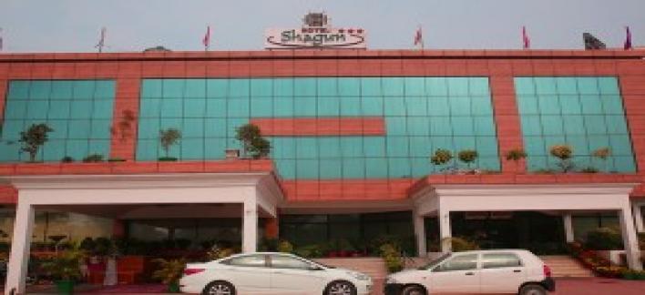 Hotel Shagun Property View