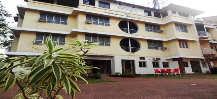 Hotel Shraddha Property View