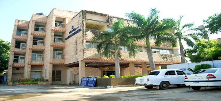 Baboo Soorya Hotels Property View