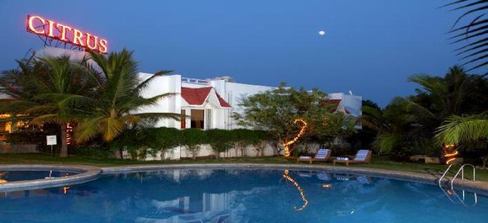 Citrus Hotels Property View