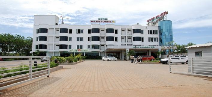 Milestonnez Hotel  Property View