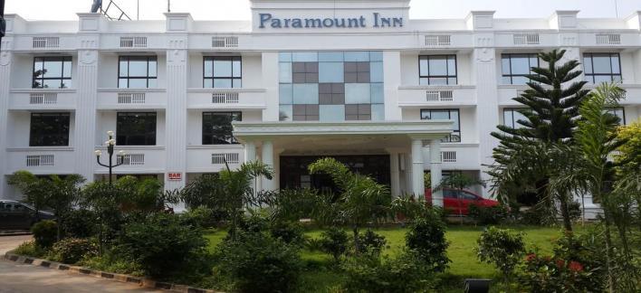 Paramount Inn Property View