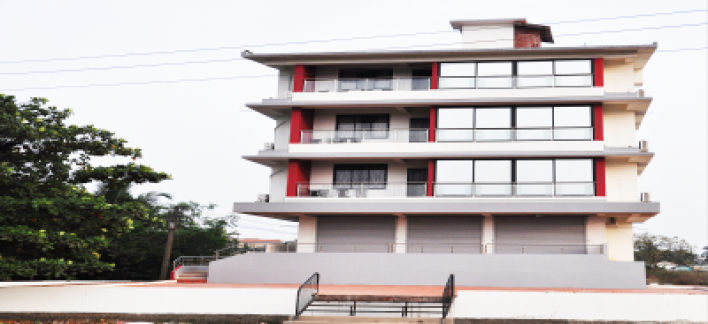 Hotel Dewa Goa Property View