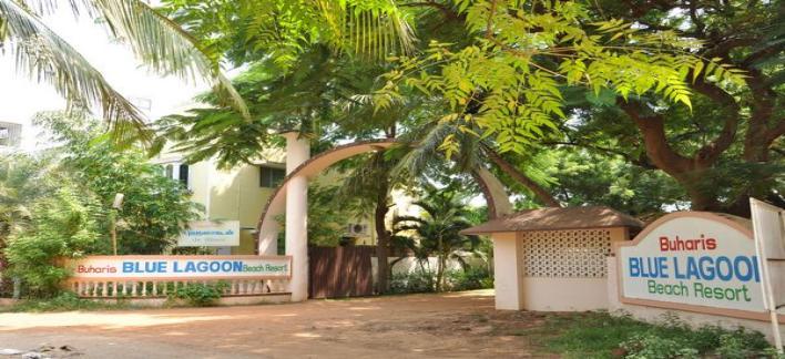 Buharis Blue Lagoon Hotels Pvt Ltd Property View