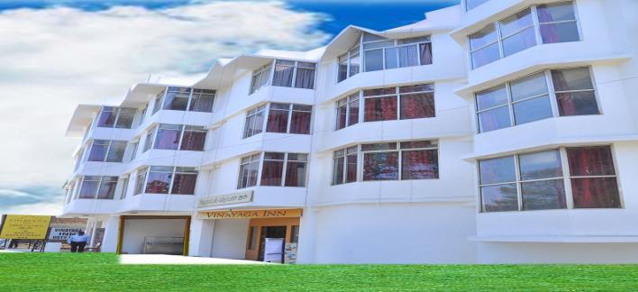Hotel Vinayaga Inn Property View