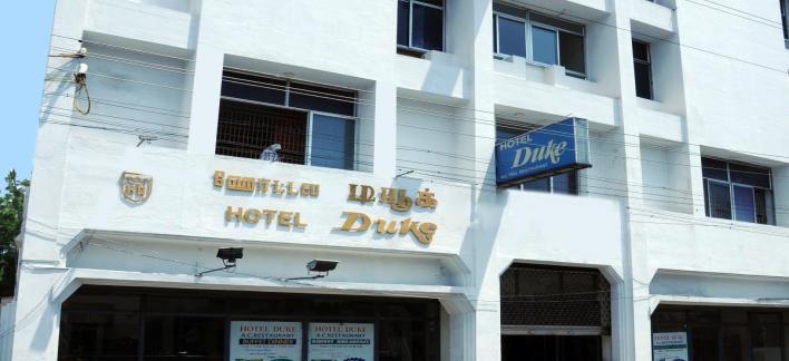 Duke Hotel Property View