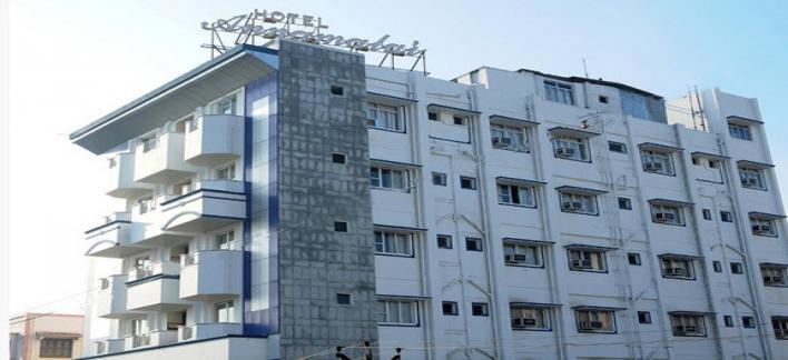 Annamalai Hotel - Trichy Property View