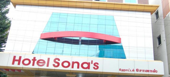 Hotel Sonas Inn Property View