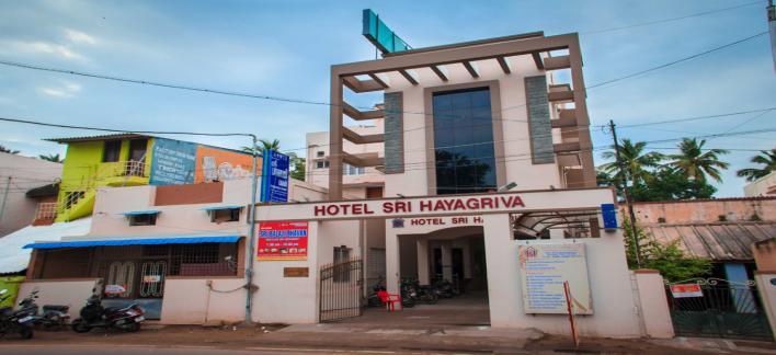 Hotel Sri Hayagriva Property View