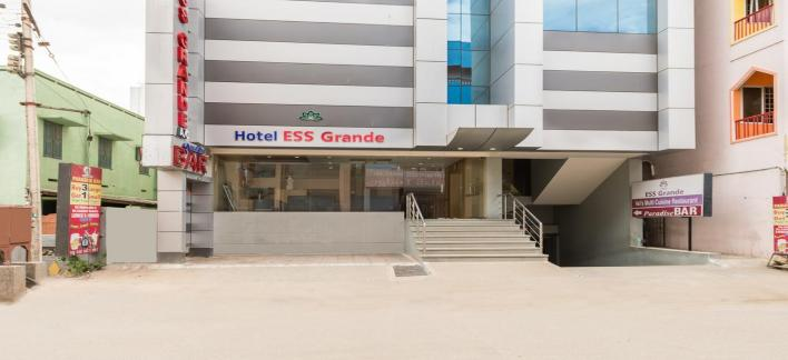 Hotel Ess Grande Property View