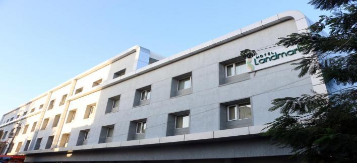 Hotel Landmark Property View