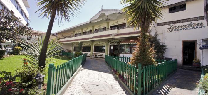 Hotel Nahar Nilgiris Property View