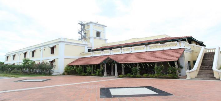 Lakshmi Vilas Heritage Property View