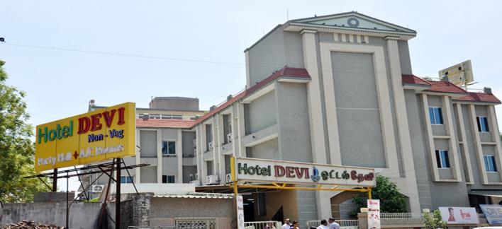 Hotel Devi Property View
