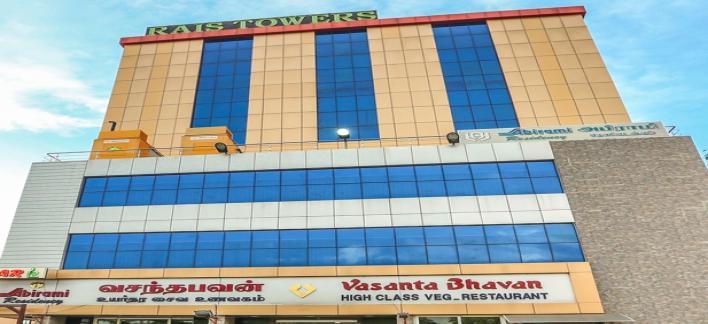Abirami Residency Property View
