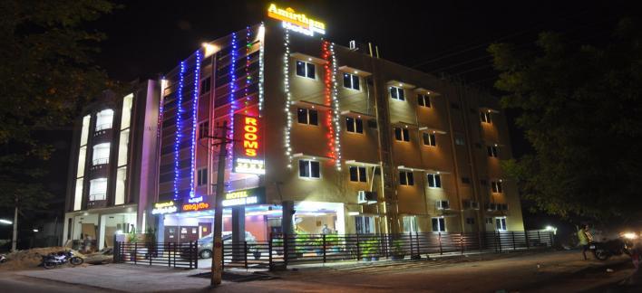 Hotel Amirtham Inn Property View