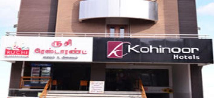 Kohinoor Hotels Property View