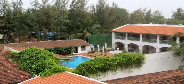 Bangala Hotel Property View