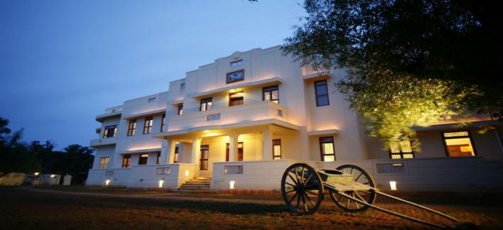 Visalam Heritage Hotel Property View