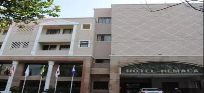 Hemala Hotel Property View