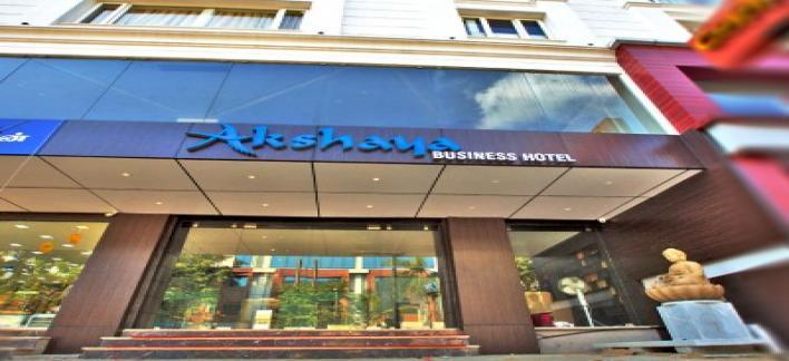 Akshaya Business Hotel Property View