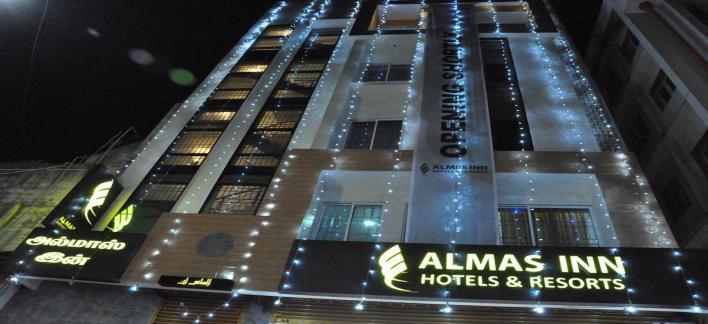 Almas Inn Property View