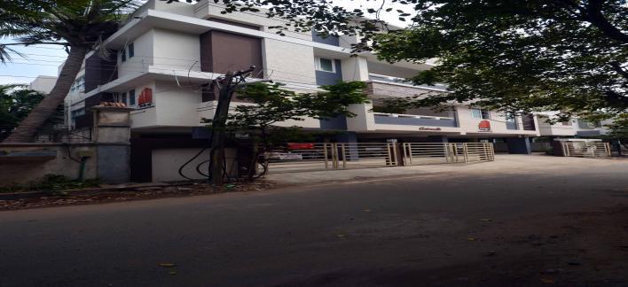 Alcove Service Apartments RMPAR1 - Ramapuram Property View