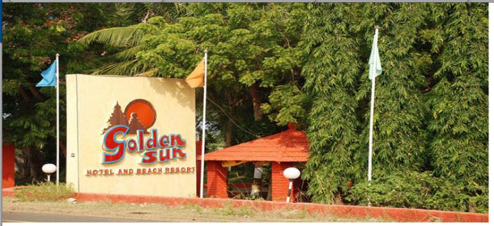 Golden Sun Beach Resort Property View