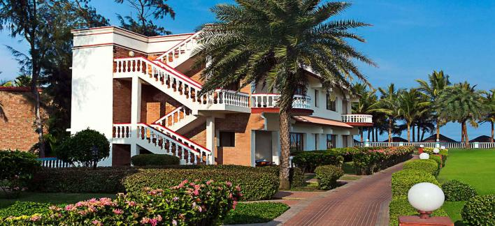 Ideal Beach Resort Property View