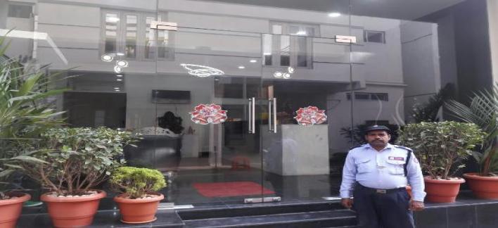 Hotel Jawahar Shukra Property View