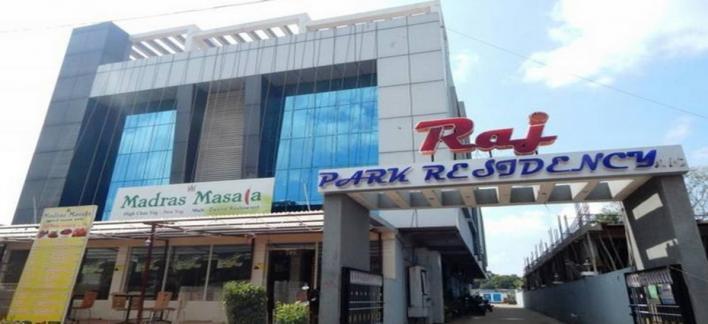 Raj Park Residency Property View
