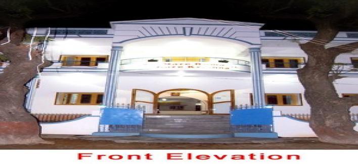 Hotel Hare Rama Hare Krishna Property View