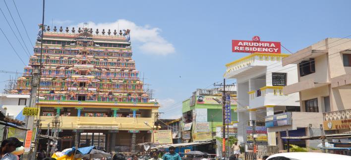 Arudhra Residency Property View